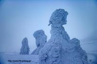 厳冬のモンスター - デジタルで見ていた風景