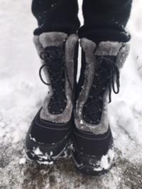 Snowfall 新しいブーツの出番 - ののち幾星霜