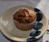 サツマイモカップケーキ - こぶたのノンビリ生活