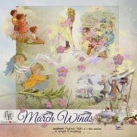 """March Wind(3月の風) - """"レミオロメン・藤巻亮太"""" に """"春よ来い"""""""