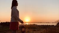 夕陽と遊んだ写真 - 旅ちゃんねるブログ