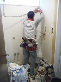 タイル張り浴室リフォーム~洗面所の工事。 - 市原市リフォーム店の社長日記・・・日日是好日