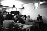 テレビで紹介された日の満席ソバ店 - 照片画廊