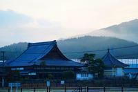 朝の菩提寺 - きずなの家創り