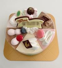 サーティワンアイスケーキ - ossanmama@福岡 の外食日記