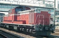 平成の画像愛知機関区のDD51その1 - 『タキ10450』の国鉄時代の記録