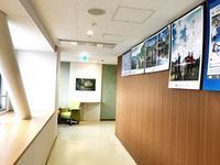 160周年ポスター完成!!&さっそく掲示へ♪ - 長崎大学病院 医療教育開発センター  医師育成キャリア支援室