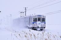 弘南鉄道弘南線ラッセル車運行②ー2020年2月9日ー - HIRO☆の鉄旅ブログ