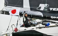 白石康次郎氏、アジア勢初の完走 - 船が好きなんです.com