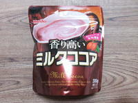 【meito】香り高いミルクココア - 岐阜うまうま日記(旧:池袋うまうま日記。)