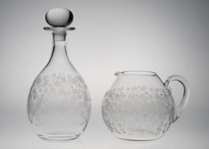 BACCARAT ELIZABETH DECANTER PITCHER - GALLERY GRACE ギャラリーグレース BLOG