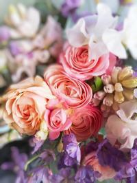 お誕生日の花束 - ブランシュのはなたち