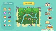ゲーム「あつまれどうぶつの森_島クリエイターで地形を改造する」 - 孤影悄然