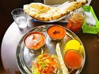 鶴見区 北インド料理の店 アムラパーリー - 転勤日記