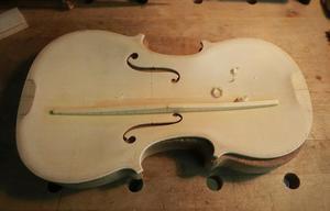 バイオリン製作 -