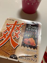 キャラメル味がすき - 続 ふわふわ日記