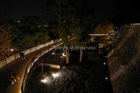 夜の熊本城 - Mark.M.Watanabeの熊本撮影紀行