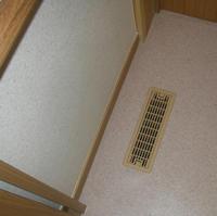 床のガラリ - Yoneto's Blog