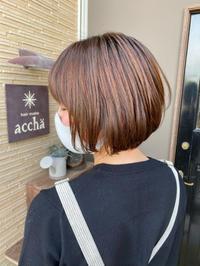 ◇1.5センチ◇チョコっとカット - 観音寺市 美容室 accha