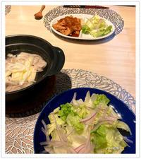 糖質制限を気にした夜ごはん。 - Mikari's Blog