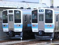長野県姨捨駅まで行く旅 2020年12月松本駅211系 - 人生・乗り物・熱血野郎