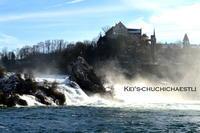 ラインの滝を見に行ってきました^^ - kei's-Chuchichaestli