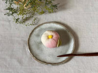 椿の和菓子 - Chamomile 季節のおやつと日々のこと
