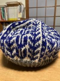 帽子をたくさん編みました - にっと&かふぇ