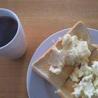 ポテトサラダのせトースト - Hanakenhana's Blog