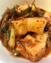 終わらない韓国料理ブームとパンケーキデイ - ハギスはお好き?