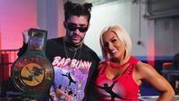 バッド・バニーがWWE24/7王座を獲得 - WWE Live Headlines