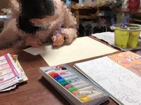 稲沢教室、火曜日、児童コースを紹介します。 - 大﨑造形絵画教室のブログ