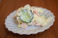 小皿つまみ*普通のポテサラ - 小皿ひとさら