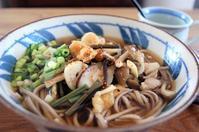山菜蕎麦 - 60代からの女道