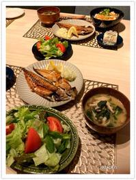 親子丼の夜ごはん。 - Mikari's Blog