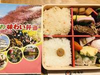 【春のかながわ味わい弁当】 - お散歩アルバム・・春日和花粉日和