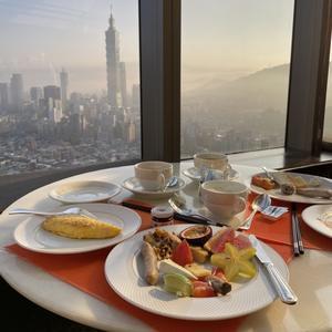 春節を台北のホテルで過ごす。「シャングリラホテル」後半 - そこはかノート ー台湾つれづれー