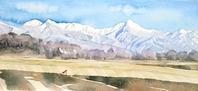 至宝・八ヶ岳連峰 - ryuuの手習い