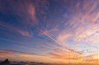 飛行機雲 - tats@Blog