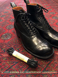 BELAFONTE ANKLE BOOTS - A LITTLE STORE And INDEPENDENT LABOFATORY
