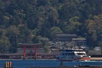 宮島へ向かう - まずは広島空港より宜しくです。