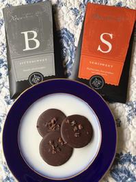 チョコレート・パウンドケーキ - やせっぽちソプラノのキッチン2