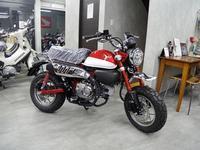 今後のホンダバイク入荷予定 - バイクの横輪