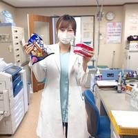 W先生からのバレンタイン☆ - 長崎大学病院 医療教育開発センター  医師育成キャリア支援室
