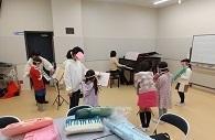 おんがく会前の合同レッスン①♪ - piano de ongaku DAYS