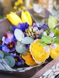 春の花束 - ブランシュのはなたち