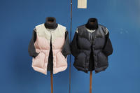 """""""WS NO COLLAR DOWN VEST+NORDIC TURTLE NECK SWEATER""""ってこんなこと。 - THE THREE ROBBERS ってこんなこと。"""