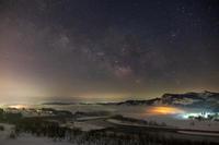 小千谷の星空 再現像 - デジタルで見ていた風景