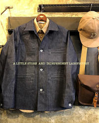 L BRAND カバーオール - A LITTLE STORE And INDEPENDENT LABOFATORY
