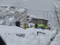 高山線の除雪用モーターカー - タビノイロドリ